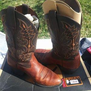EUC western boots.